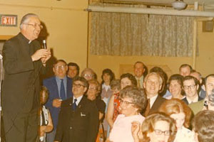 Fr. John Hedges 30th Anniversary Party, June 16 1973